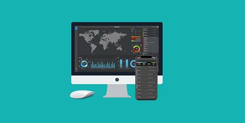 Global Security Dashboard - Webanwendung