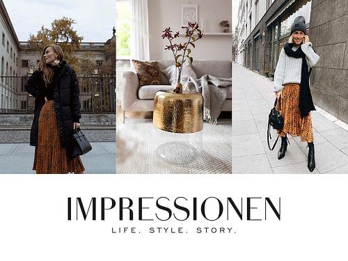 Impressionen #Fashion & #Living - Social Media