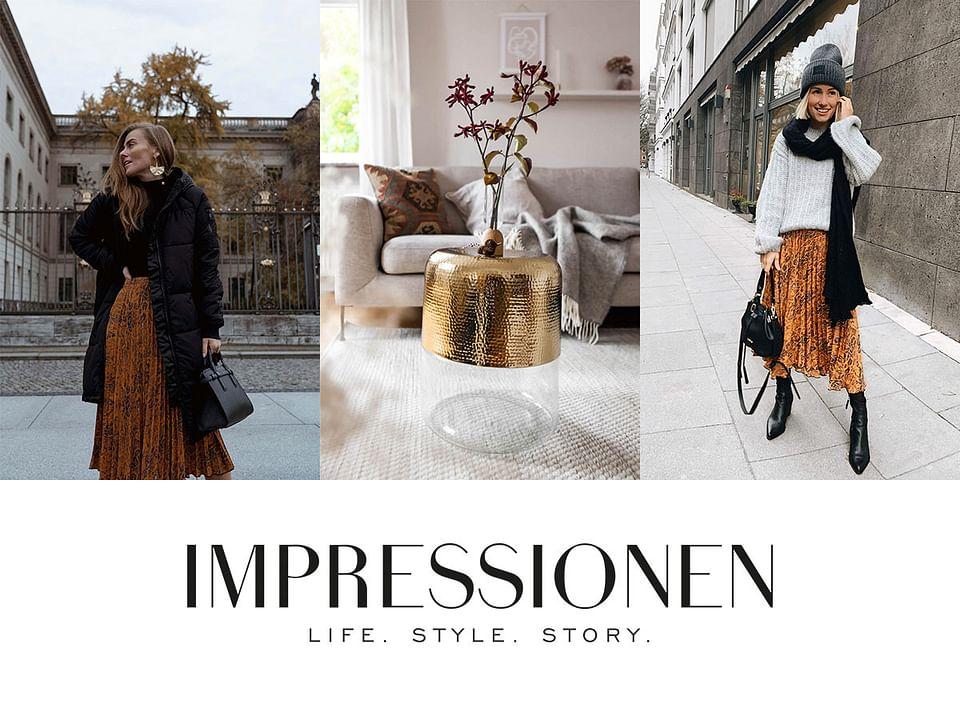 Impressionen #Fashion & #Living