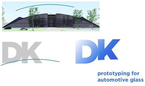 Restyling huisstijl en nieuwe website D&K - Branding & Positionering