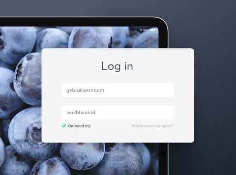 Tablet-proof intranet voor Goodacre