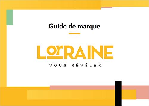 Marque Lorraine - marketing territorial - Image de marque & branding