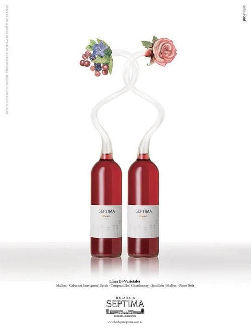 Vitrofusion, Rose - Graphic Design