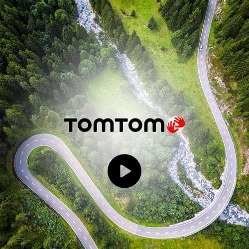 TomTom European promo Picture The Summer - Pubblicità online