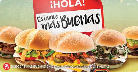 Las Alitas Nuevas Burgers