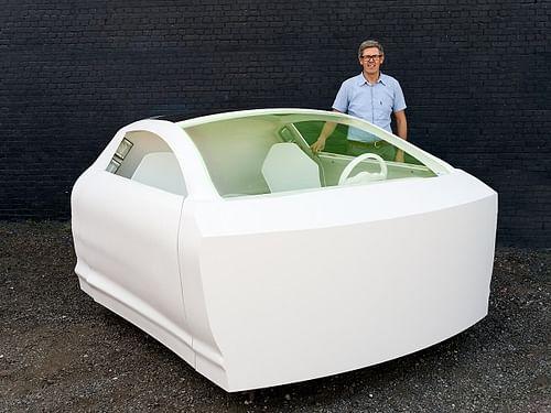 Car cockpit - Reclame