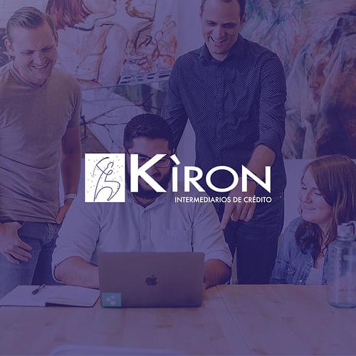 Agencia de marketing digital para Kiron - Estrategia digital