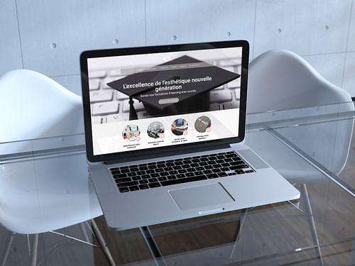 Création site e-commerce pour du e-learning - E-commerce
