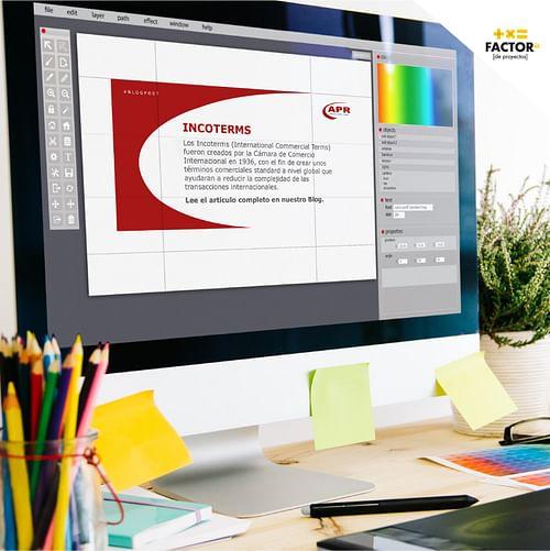 Estrategia y gestión marketing B2B: Aduanas APR - Estrategia digital