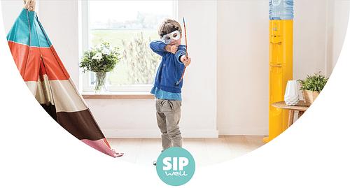 Sipwell - Branding & Positionering