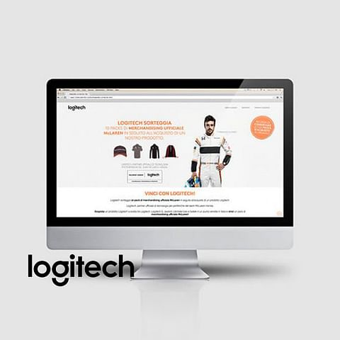Logitech Italy B2B and Consumer promotions