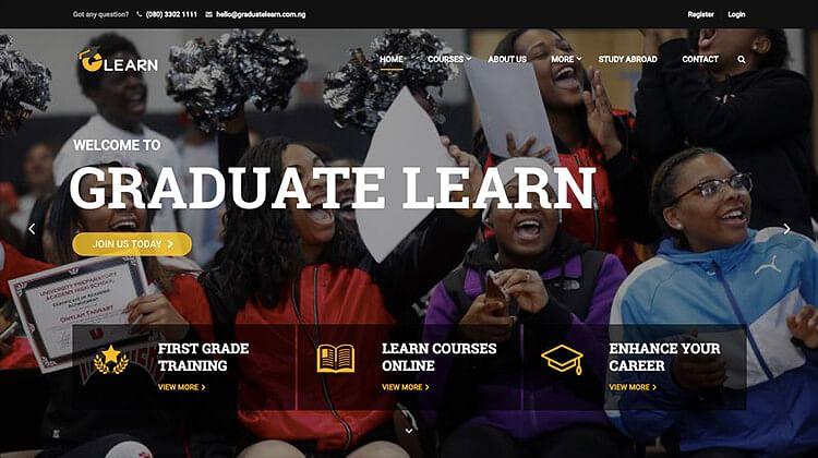 Graduate Learn's Project
