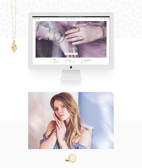 Le digital au service d'un créateur de bijoux