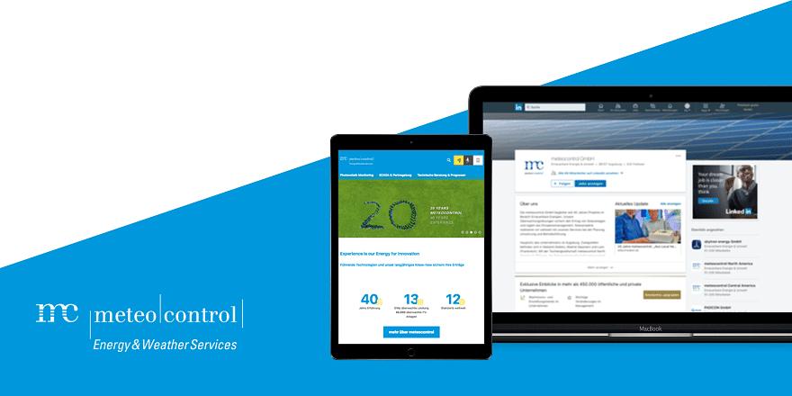Meteocontrol GmbH - B2B Social Media Marketing