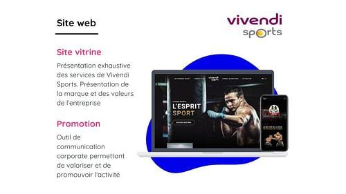 VIVENDI SPORT - Aplicación Web