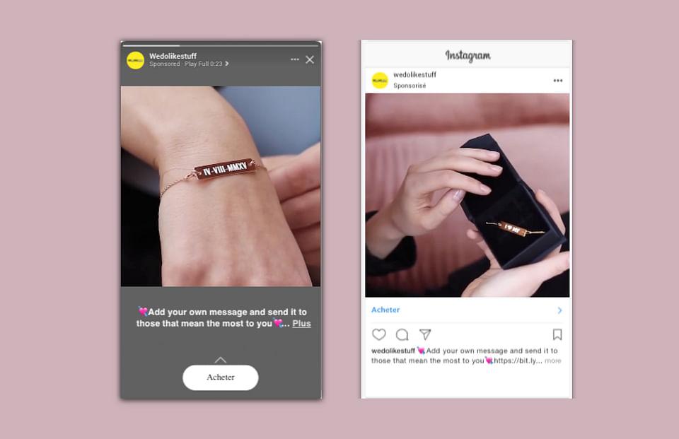 WEDOLIKESTUFF - Advertising Facebook/Instagram