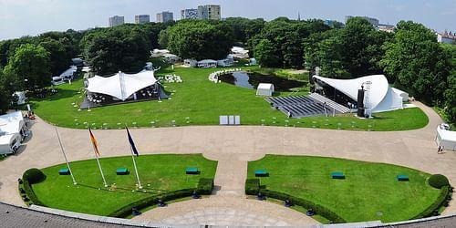 Sommerfest des Bundespräsidenten  | Akquise und... - Event