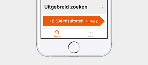 Telegraaf Media Groep - Gaspedaal app - Ergonomie (UX / UI)