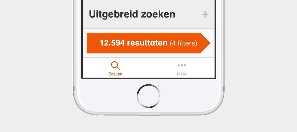 Telegraaf Media Groep - Gaspedaal app