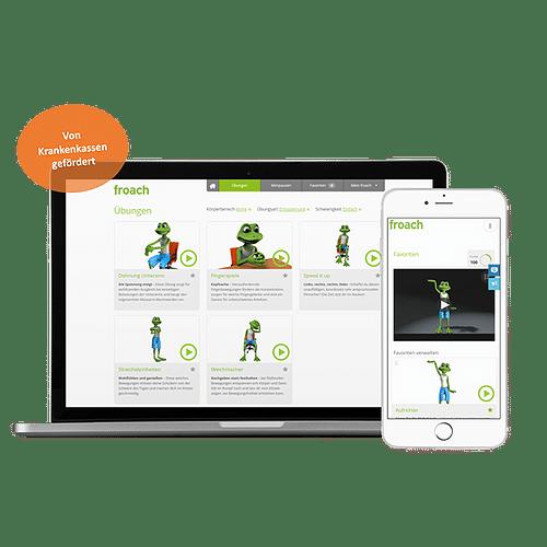 Entwicklung eines SaaS-Produktes E-Health - Webanwendung