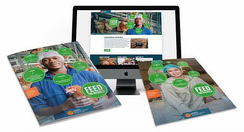 Communicatieconcept voor Aeres - Branding & Positionering