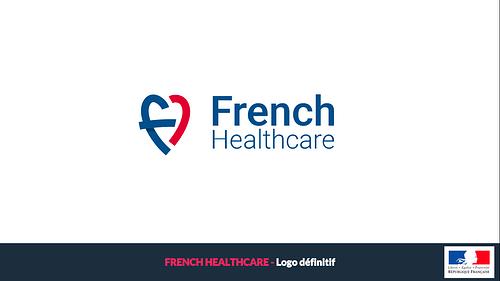 Création logo French Healthcare - Design & graphisme