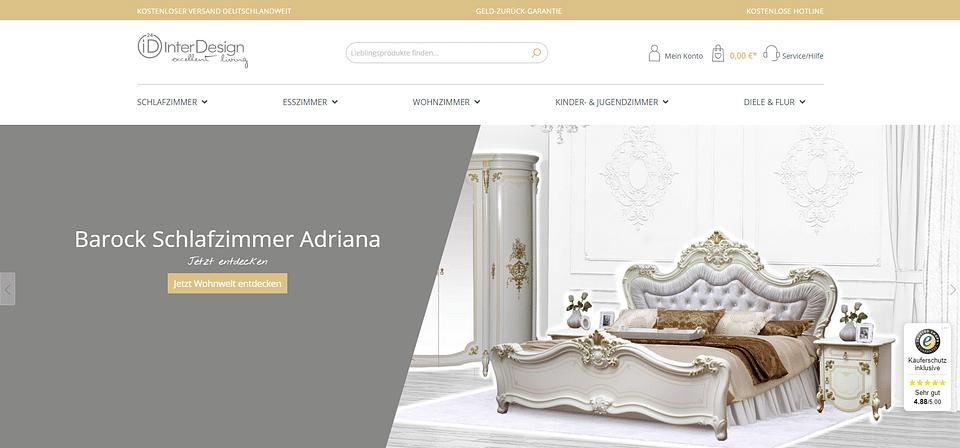 Interdesign24 - Shopware 6 Onlineshop