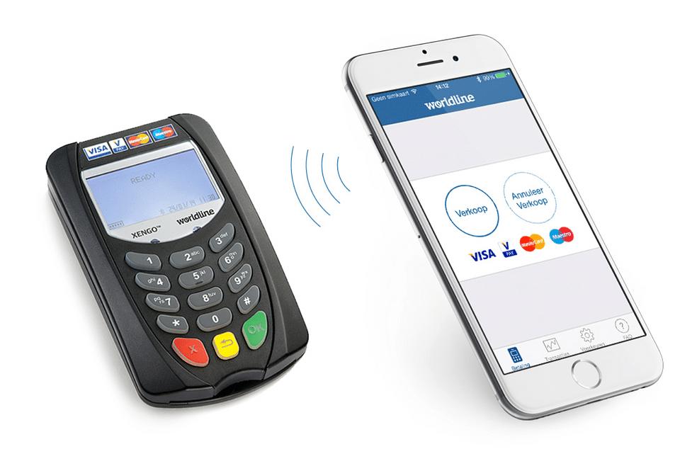 Worldline payment app