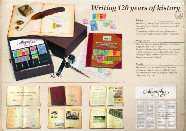 WRITING 120 YEARS OF HISTORY