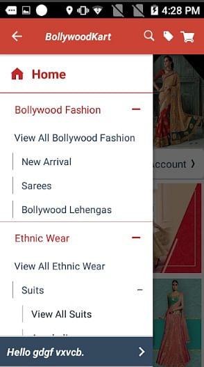 Bollywoodkart Fashion Store