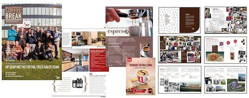 JDE magazine - Design & graphisme