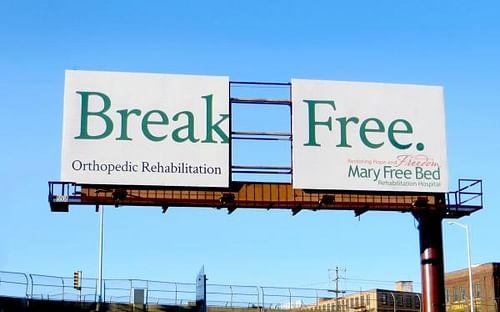 Break Free - Estrategia digital