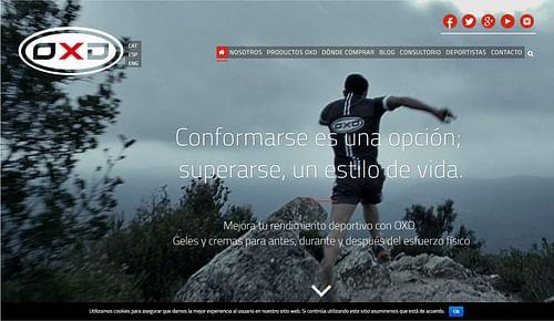 Web OXD - Creación de Sitios Web