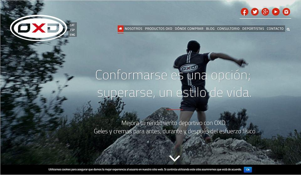 Web OXD