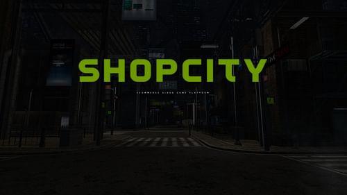 ShopCity E-commerce Video Game - Videojuegos
