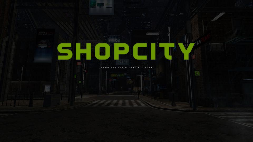 ShopCity E-commerce Video Game