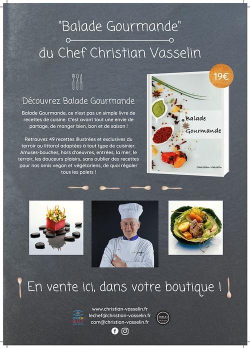 Campagne publicitaire du Chef Christian Vasselin - Vidéo