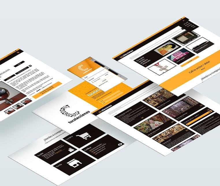 BorealOS - Desarrollo de Branding - TuColeccionas