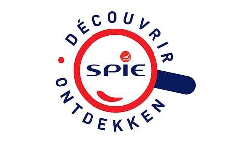 Logo design SPIE - Ontwerp