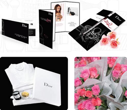 Les Rendez-Vous Dior - Stratégie de contenu