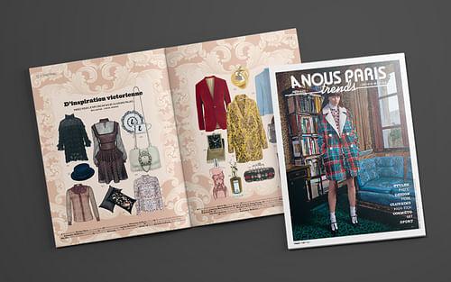 Les hors-séries A Nous Paris - Image de marque & branding