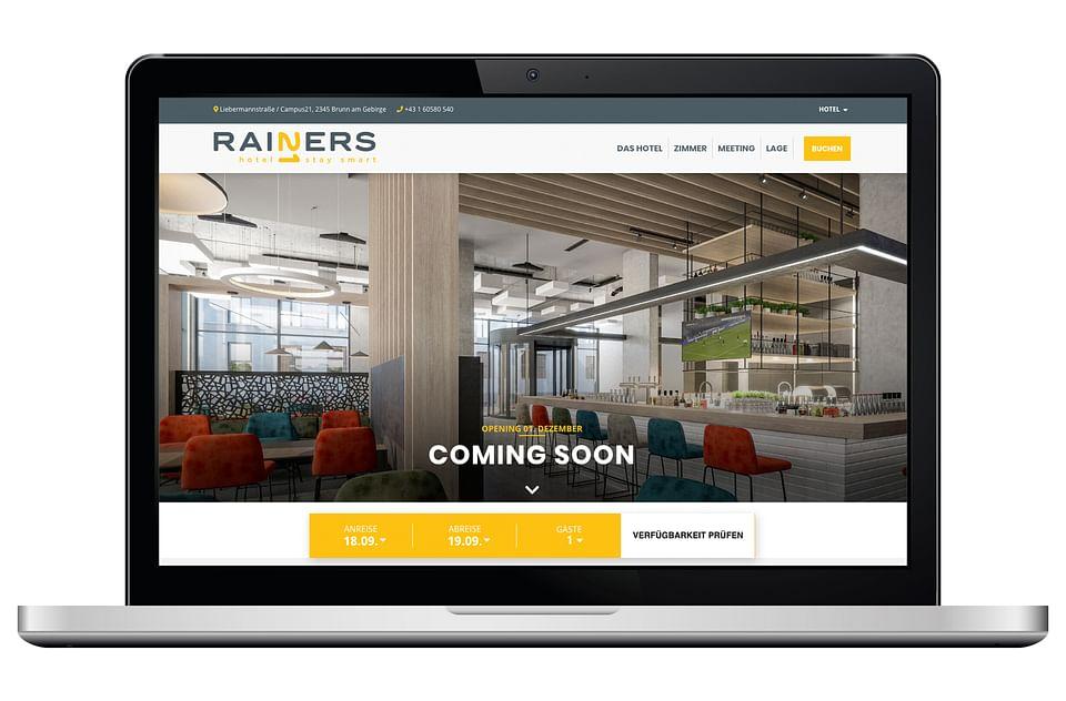Rainer Hotels Webportal