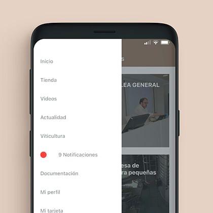 Desarrollo tecnológico de una app nativa - App móvil