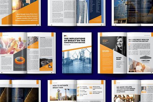Marketing Report - Graphic Design