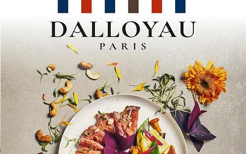 Dalloyau Paris - Création de site internet