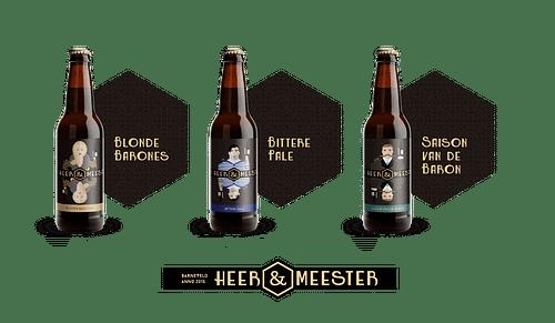 Brouwerij Heer & Meester - Branding & Positionering