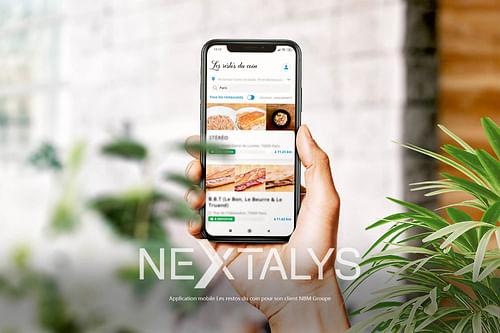 Application mobile - Mobile App