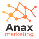 Anax Marketing logo
