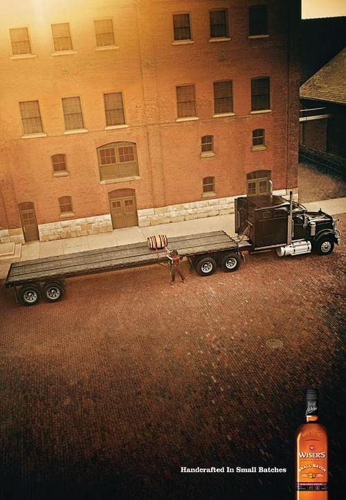Truck - Advertising