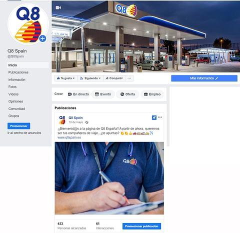 Gestión de RRSS para Kuwait Petroleum